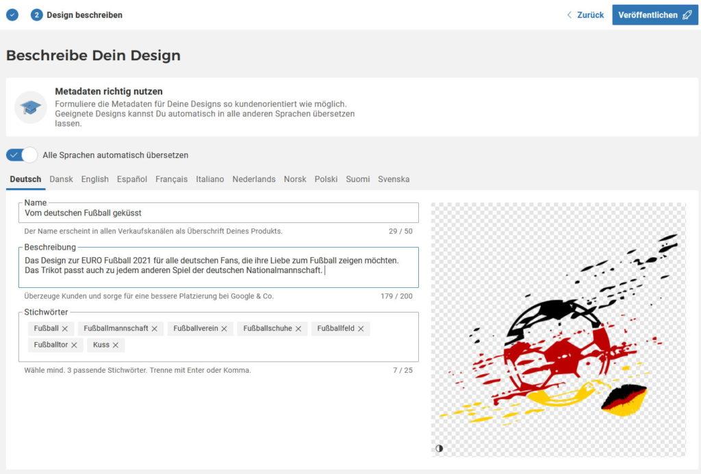 designbeschreibung