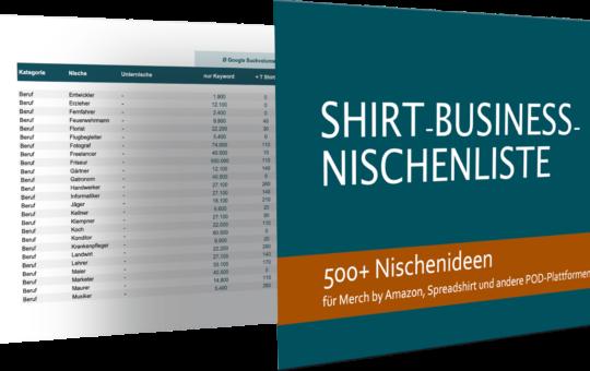 Nützliches Wissen für Einsteiger im T-Shirt-Business
